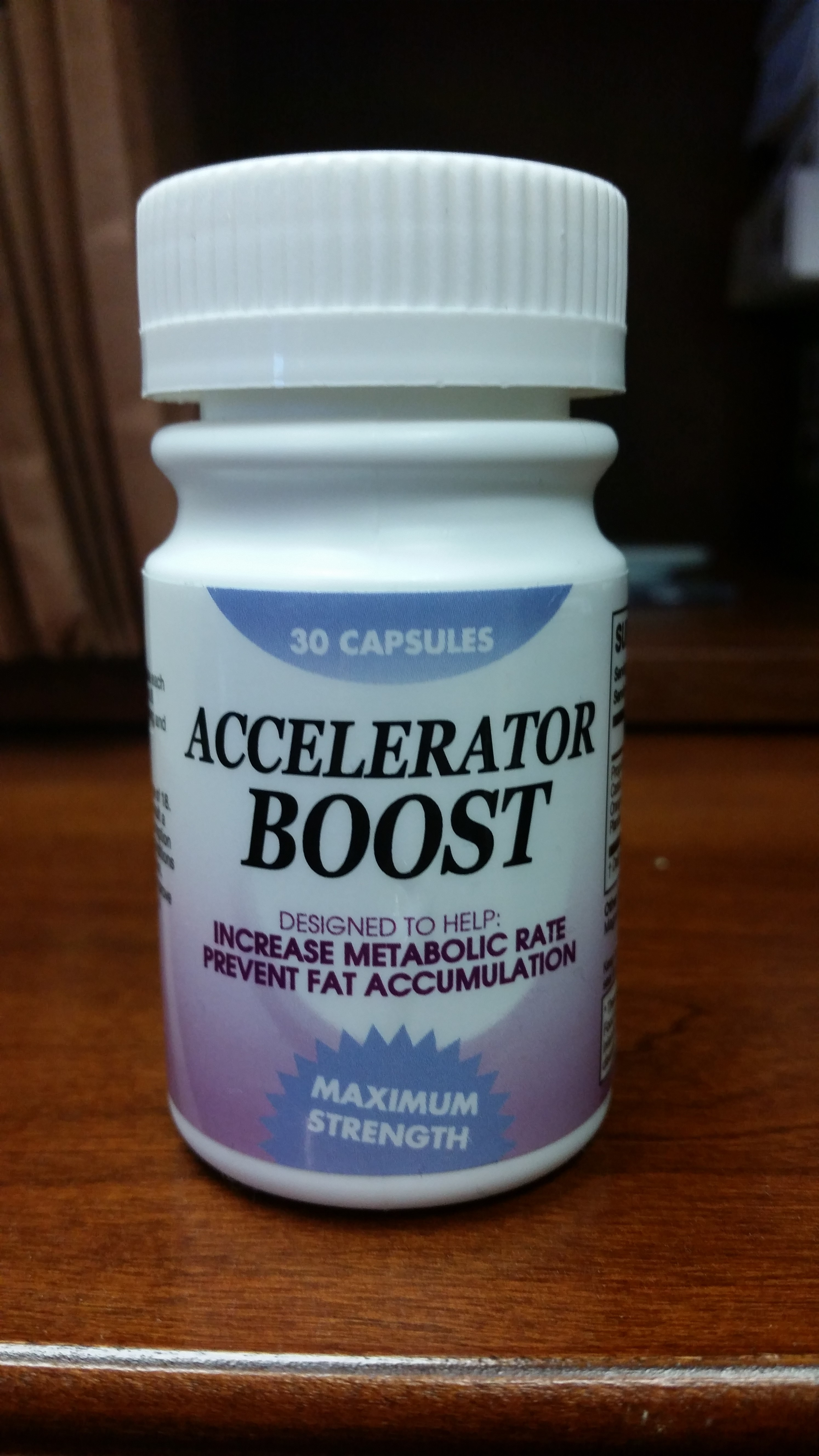 Image of Accelerator Boost