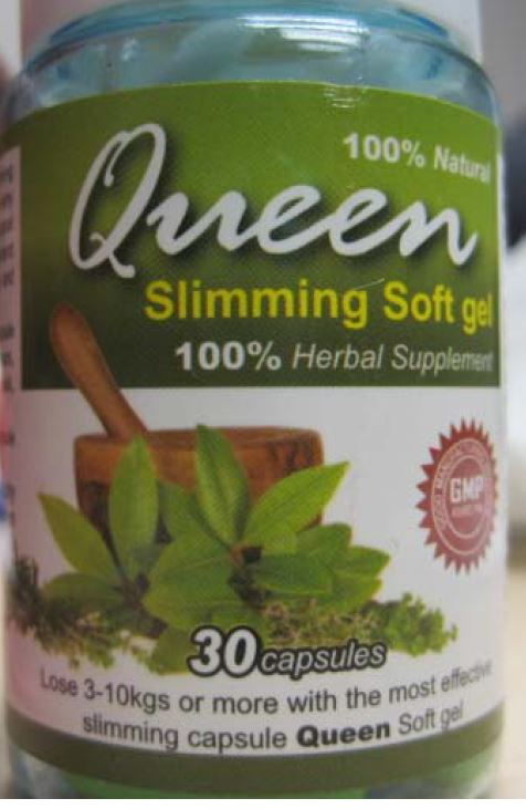 Image of Queen Slimming Soft Gel