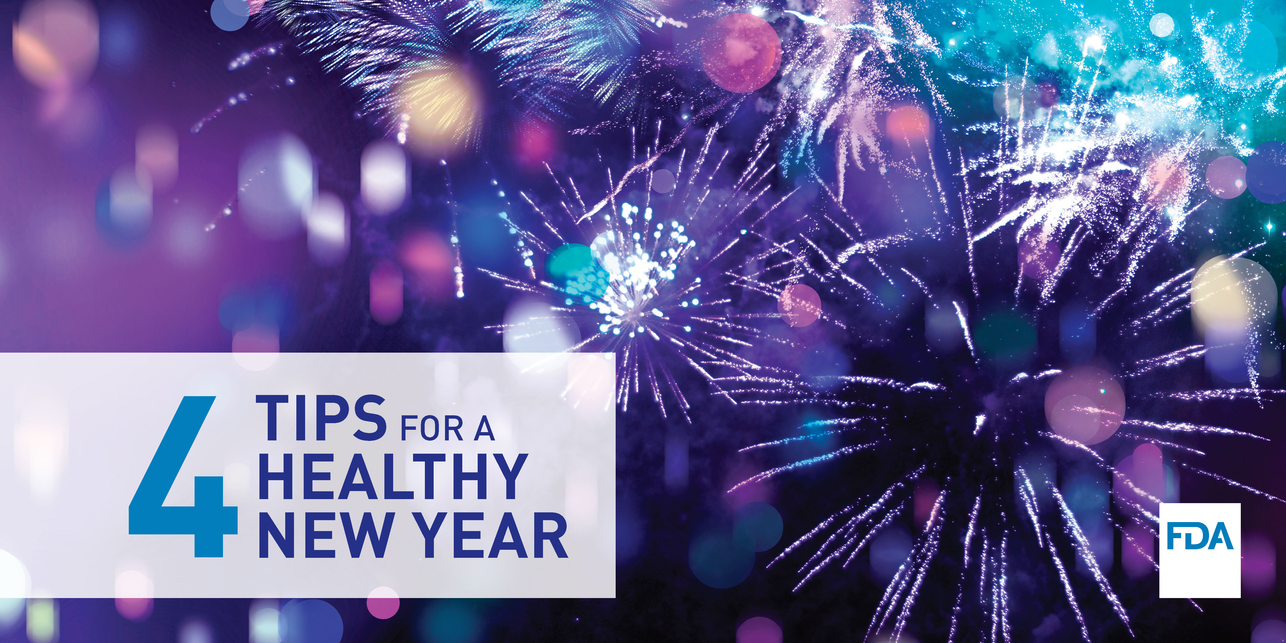 4 Tips for a Healthy New Year