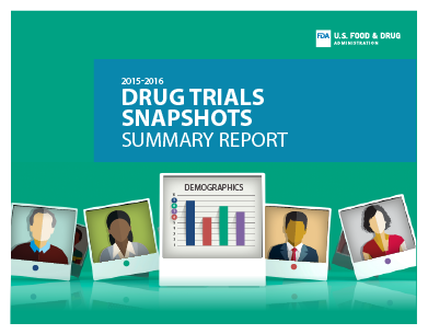 Drug Trials Snapshots Summary Report Thumbnail