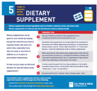 Tips for Dietary Supplement Users | FDA