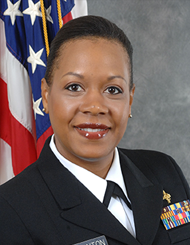 Photo of CAPT Denise Hinton