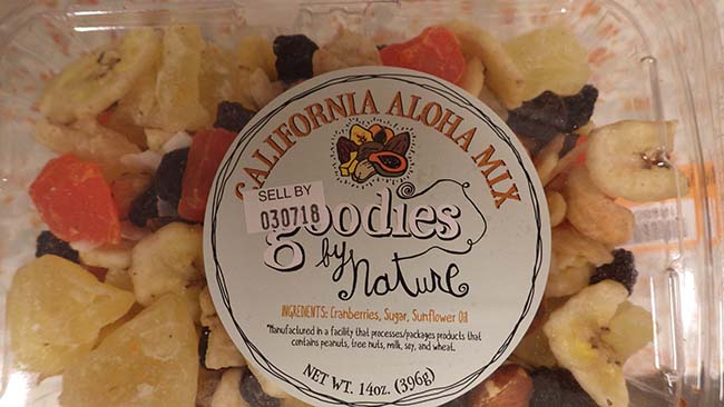 California Aloha Mix, goodies by Nature, 14 oz.
