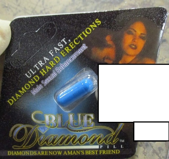 Image of Blue Diamond