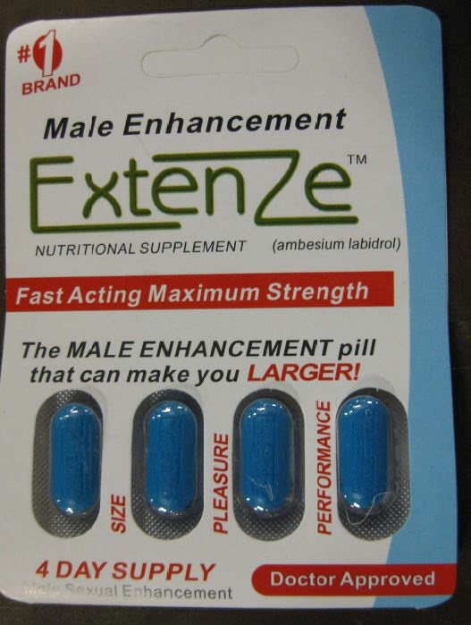 Image of Extenze Nutritional Supplement