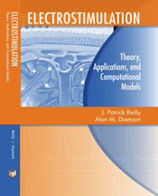 Electrostimulation book cover.