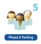 Phase 3 Clinical Trial Icon