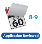 Application Reviewed Icon