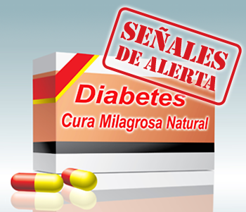 Diabetes Natural Miracle Cure Alert Graphic (Spanish 35wide)