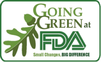 Going Green at FDA