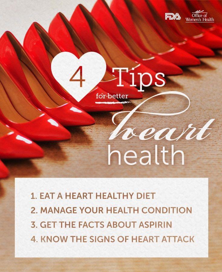Heart Health for Women   FDA