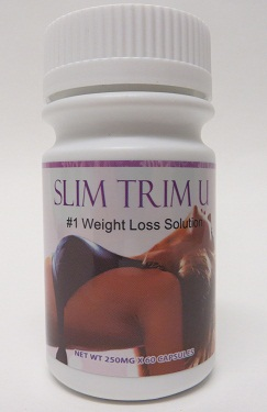 Image of Slim Trim U bottle