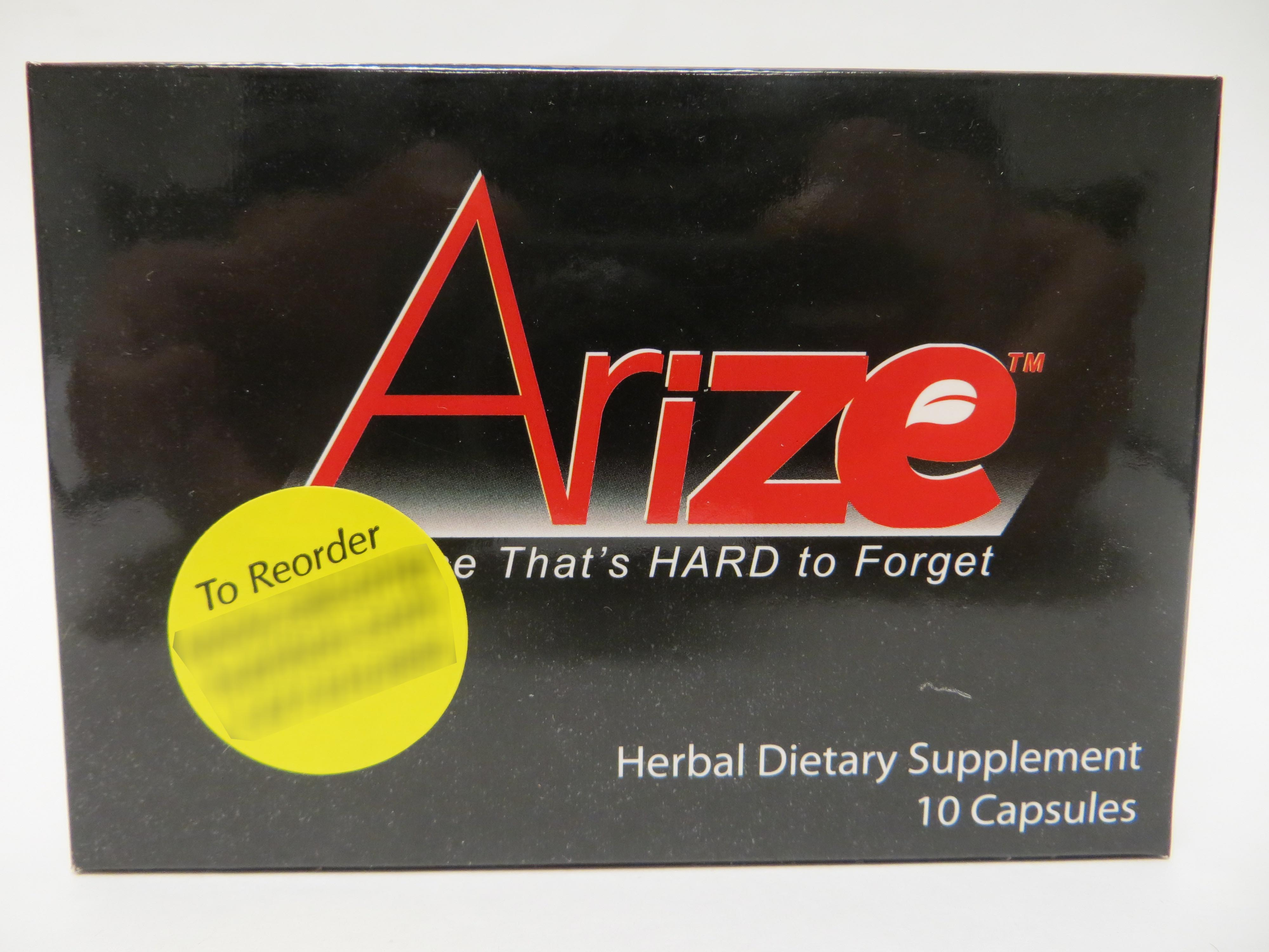 Arize Dietary Supplement