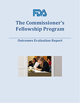 Cover of CFP Outcomes Evalution Report