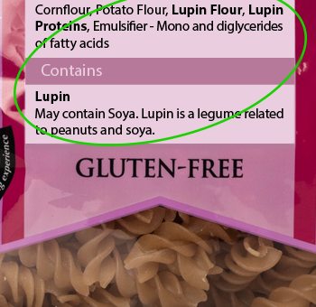 Lupin_food label