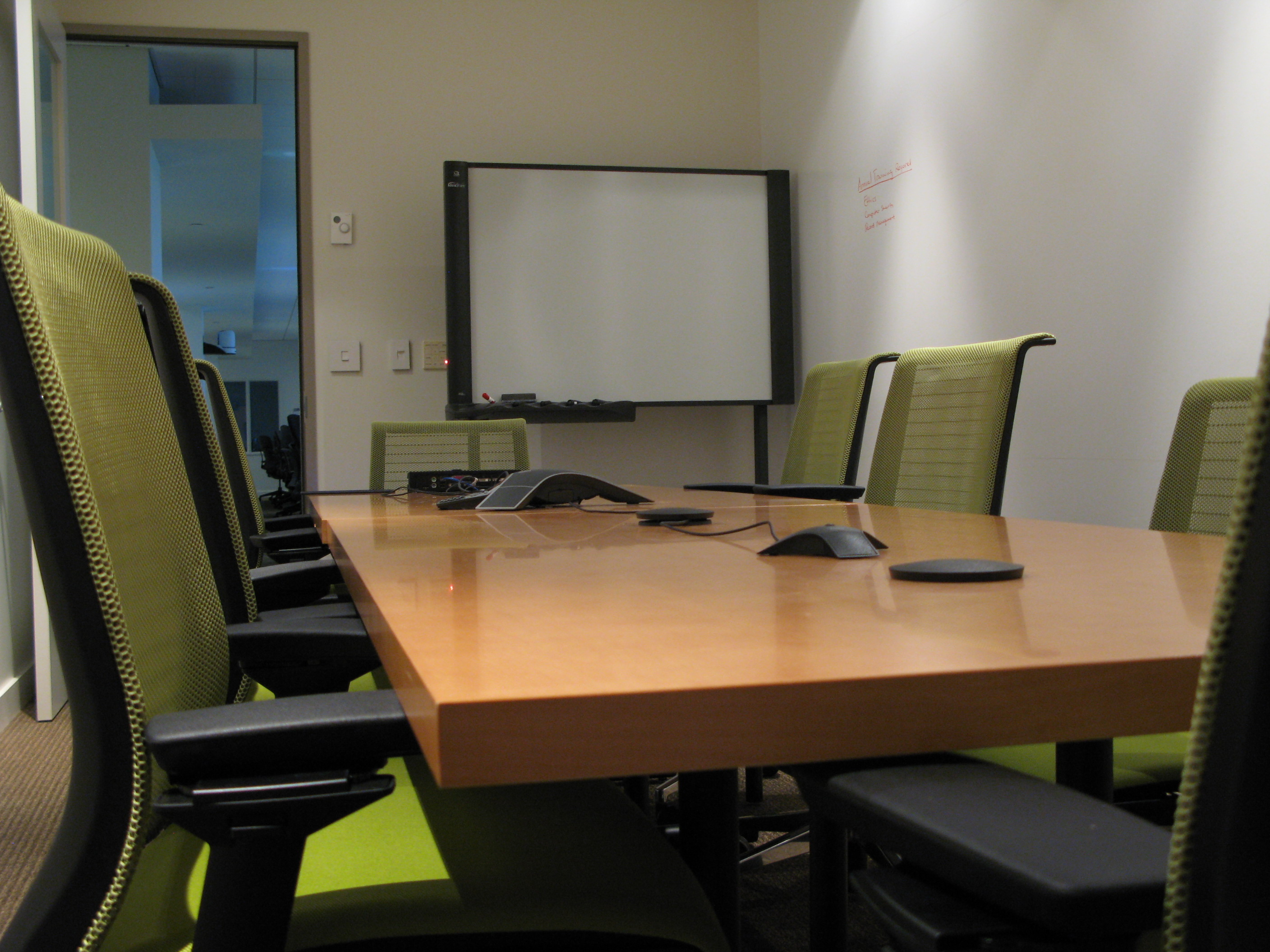 IRB Meeting Room