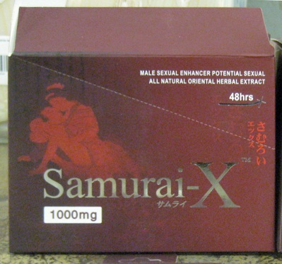 Image of Samurai-X