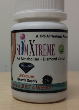 Public Notification Slim Xtreme Herbal Slimming Capsule Contains
