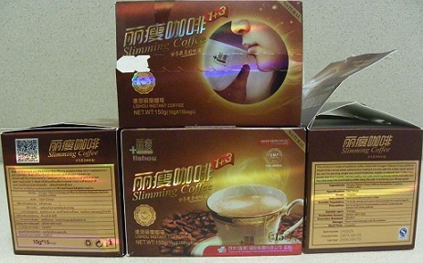 Image of Lishou Slimming Coffee