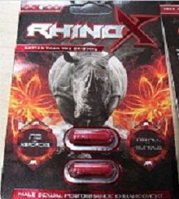 Public Notification Rhino X Contains Hidden Drug Ingredient Fda