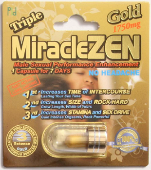 Image of Triple MiracleZen Gold 1750