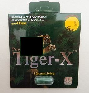 Image of Power Tiger-X