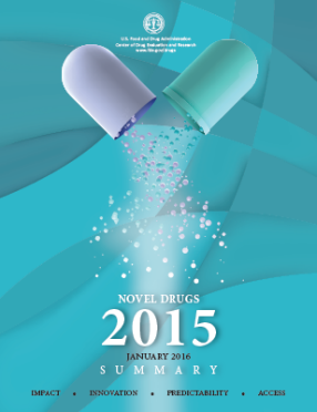 Novel Drug Approvals for 2015 | FDA