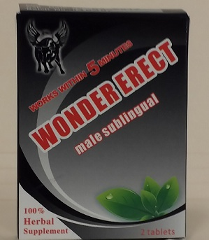 Image of Wonder-Erect Male Pills