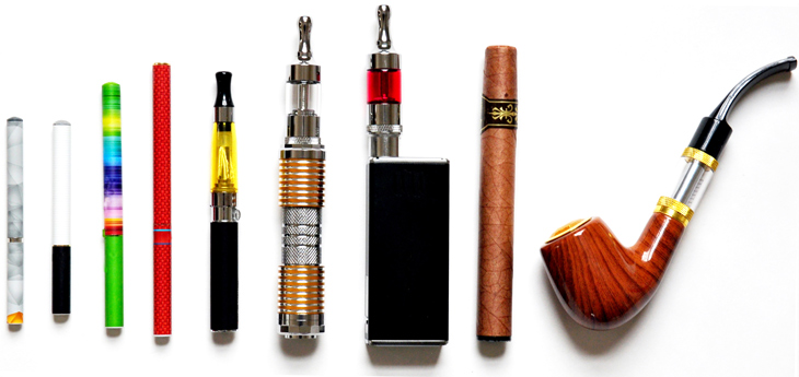 Vaporizers, E-Cigs, and other Electronic Nicotine Delivery Systems (ENDS)