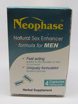 Image of Neophase Natural Sex Enhancer