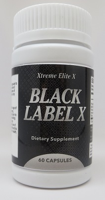 Image of Black Label X