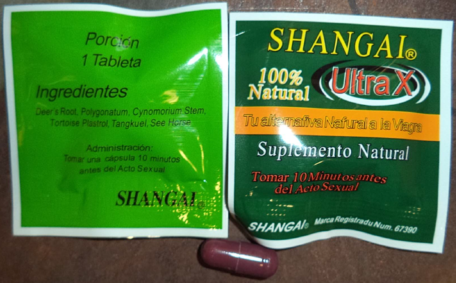 Image of Shangai Ultra X Product