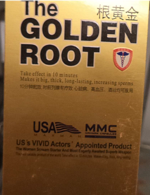 Image of Golden Root Product